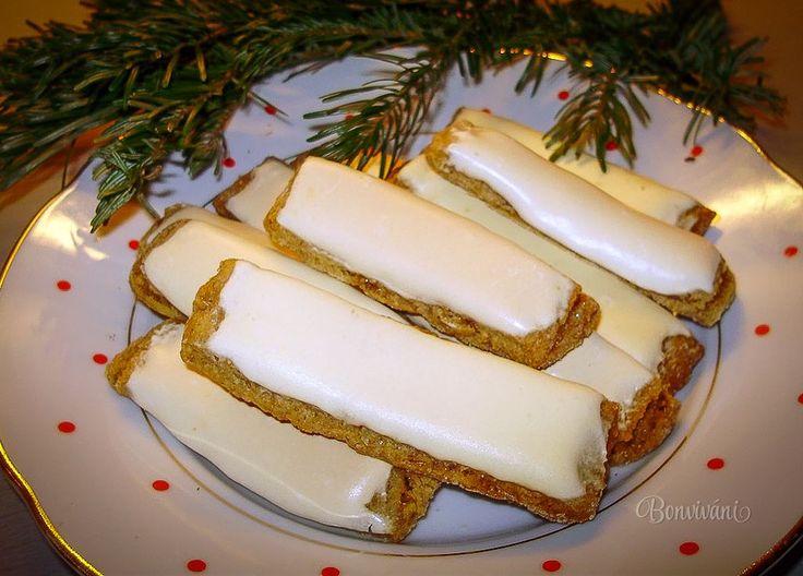 Orechové štangličky z bonvivani