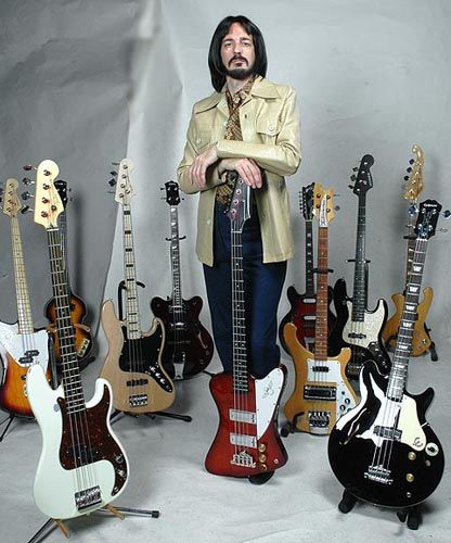 John Entwistle - the who.   2002.  heart attack induced by cocaine.
