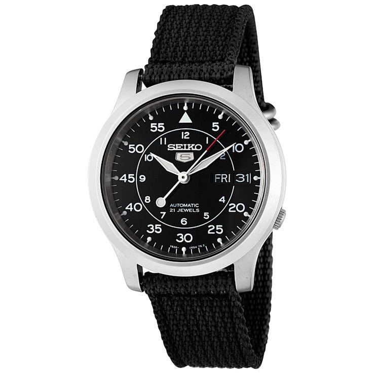 Reloj Seiko Military SNK809K2 (2013)