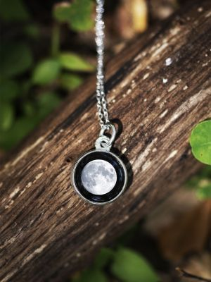 Moonphase custom made Necklaces & Bracelets | Moonglow Jewelry