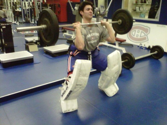 Carey Price. That is sick!