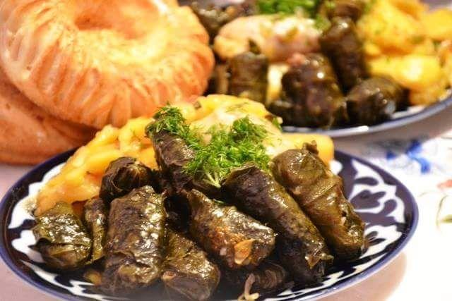 Узбекская кухня  – 30 фотографий