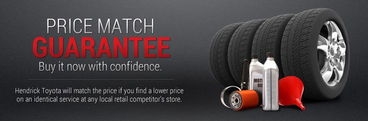 Hendrick #Toyota #Scion North Charleston Price Match http://mooreandscarry.com/automotive-advertising-portfolio/#campaigns-and-branding