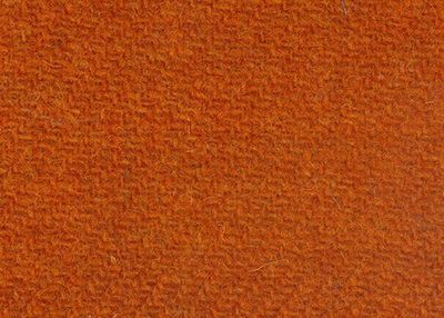 Harris Tweed Brilliant Orange 225