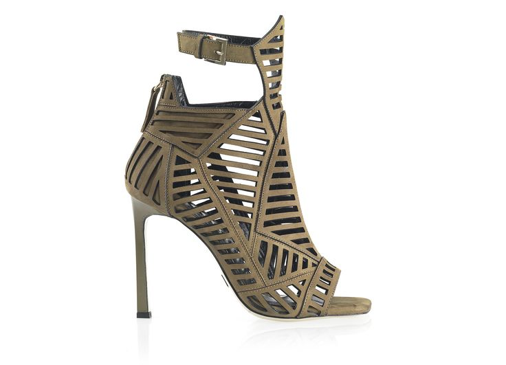 Nina #artisanalmodern #FW14 #sandal #lasercut