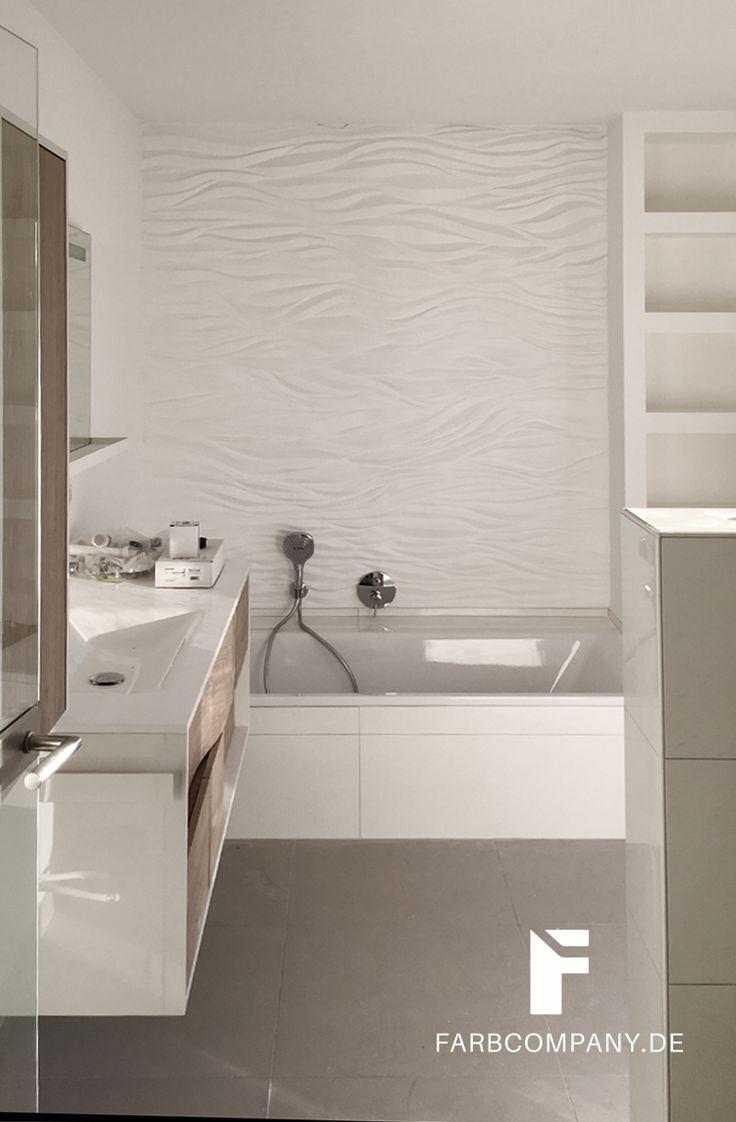 9 best reliefwand badezimmer sandstrand images on pinterest bathrooms bathtubs and hannover. Black Bedroom Furniture Sets. Home Design Ideas