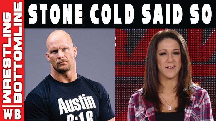 Stone Cold Said So - Stone Cold Podcast On How Bayley Got her NXT Trial by Accident