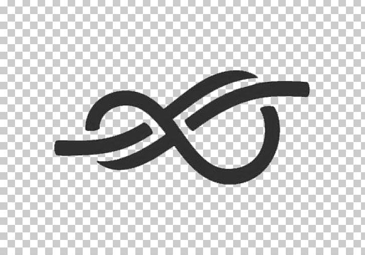 Logo Brand Figure Eight Knot Font Png Art Black And White Brand Figure 8 Figureeight Knot Marines Logo Logo Branding Logos