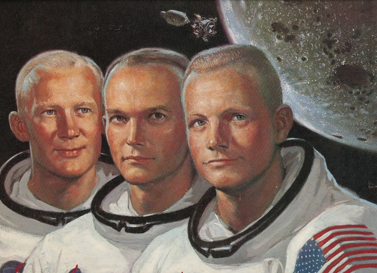 together buzz aldrin and neil armstrong - photo #27