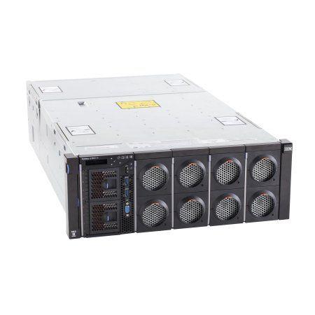 Lenovo System x3850 X6 - Xeon E7-4850V3 2.2 GHz - 64 GB - 0 GB, Black