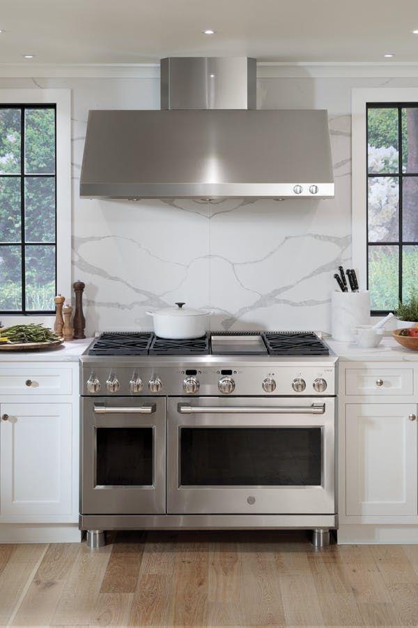 4 Kitchen Color Schemes To Try With Stainless Steel Appliances Home Decor Kitchen Kitchen Colour Schemes Interior Design Kitchen
