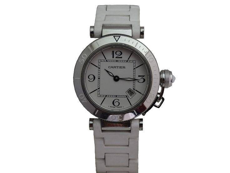 Cartier Ladies Pasha Wristwatch