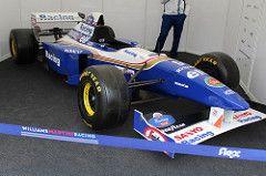 1995 Williams-Renault FW17 (Crackers250) Tags: goodwood fos festivalofspeed 2016 motorsport hillclimb f1 formula1 formulaone williams racing car fw17 renault