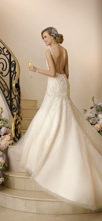 Stunning Wedding Dresses Tumblr : 17 best images about wedding on pinterest enchanted forest