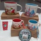 """""""BUY IT NOW""""... ONLY $65.93... NEW """"STARBUCKS DISNEYLAND EXCLUSIVE (4) MULTI-MUG PACKAGE DEAL .... (FEATURING (4) OF STARBUCKS DISNEYLAND MOST POPULAR HOTTEST SELLING MUGS) -- ALSO COMES WITH : (1) """"FREE"""" STARBUCKS $10.00 GIFT CARD ...(PLEASE CLICK-ON THE PICTURE TWICE FOR MORE DETAILS AND PICS)...#STARBUCKS #DISNEYLAND #WaltDisneyWorld #Coffee #CoffeeMugs #DisneyMugs #CafeLatte #Barista #BaristaLife #Baristas #LatteArt #iPHONE7 #iPHONE7PLUS #AppleWatch #Disneyland60"""