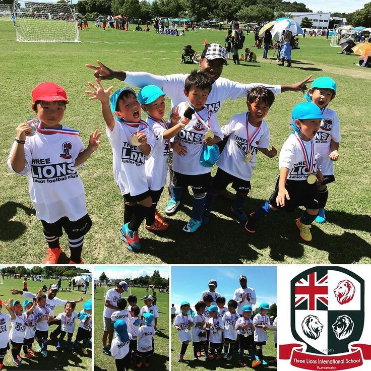 スリーライオンズのキッズクラブフットボールチーム優勝 ThreeLions (Kids Garden) Football team won today's matches.  1st Game: 8-0  2nd Game: 10-0 Final Game: 2-0  http://ift.tt/2suxJZq Everyone worked hard and had all the support from their team and family members