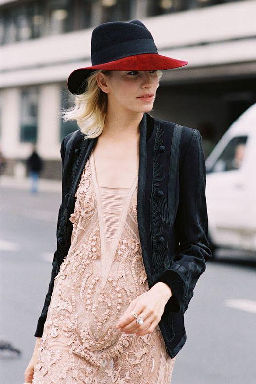 Vanessa Jackman: Paris Couture Fashion Week AW 2013....Elena