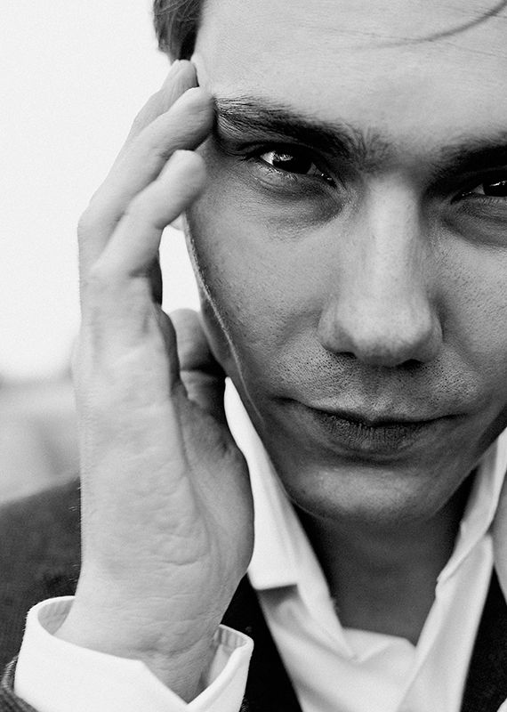#INTERVIEW with Russian Fashion Designer Artem Shumov http://vendomemag.com/artem-shumov