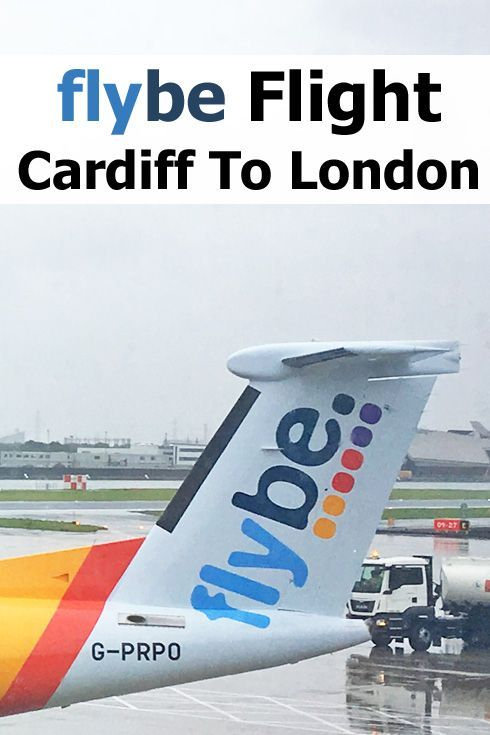 FlyBe Flight Review Cardiff Airport, Wales To London City Airport