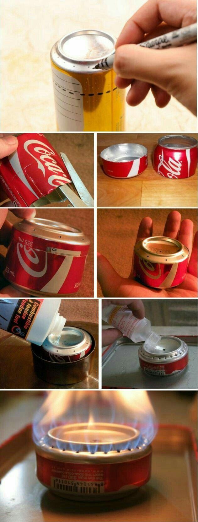 Cocina de lata