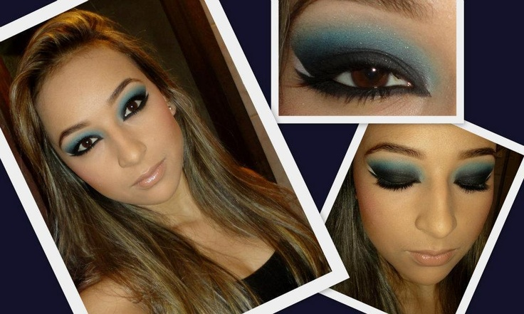make up // maquiagem