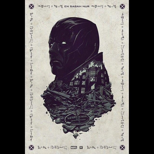 X-Men : Apocalypse : une affiche du méchant dévoilée !