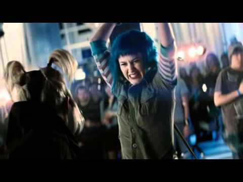 Ramona Flowers Vs Roxy [Scott Pilgrim vs The World] HQ this is my favorite fight scene and roxys my favorite ex ^_^