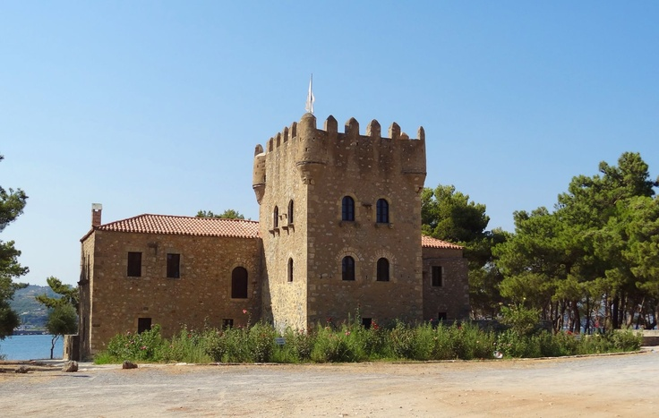 The Turkish Tower at Yithion