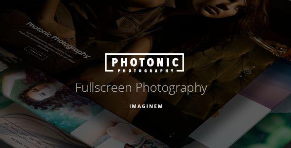 Photonic - Fullscreen Photography Theme  -  https://themekeeper.com/item/wordpress/photonic-fullscreen-photography-theme