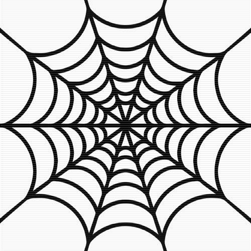 best spider web clipart 4386 clipartioncom - Spider Web Halloween