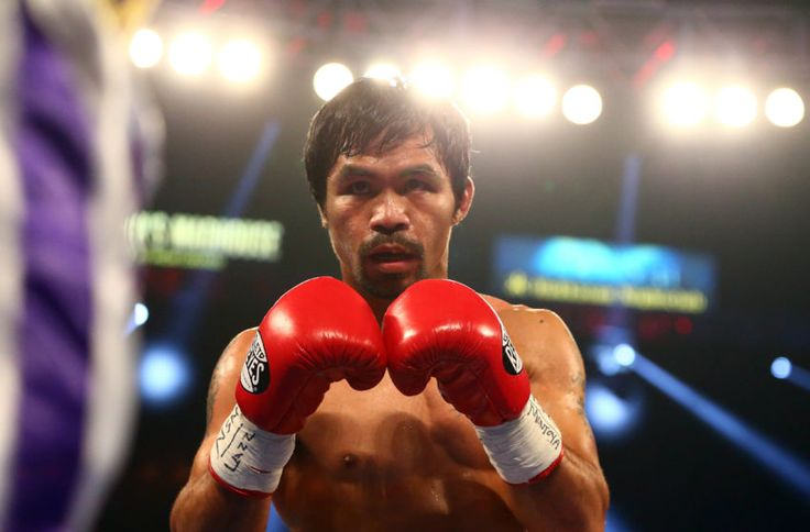 Manny Pacquiao, Evander Holyfield latest boxers willing to fight Conor McGregor
