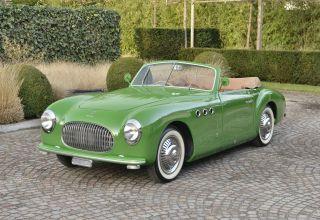 Cisitalia 202 SC Cabriolet Farina – 1949