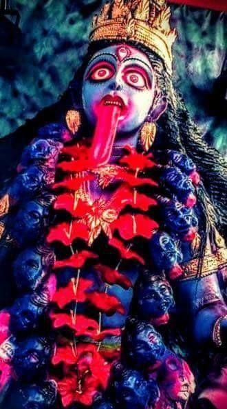 Om Maa Kali Mata Ki Jai