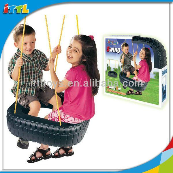 #plastic swing set, #children swing, #swing set