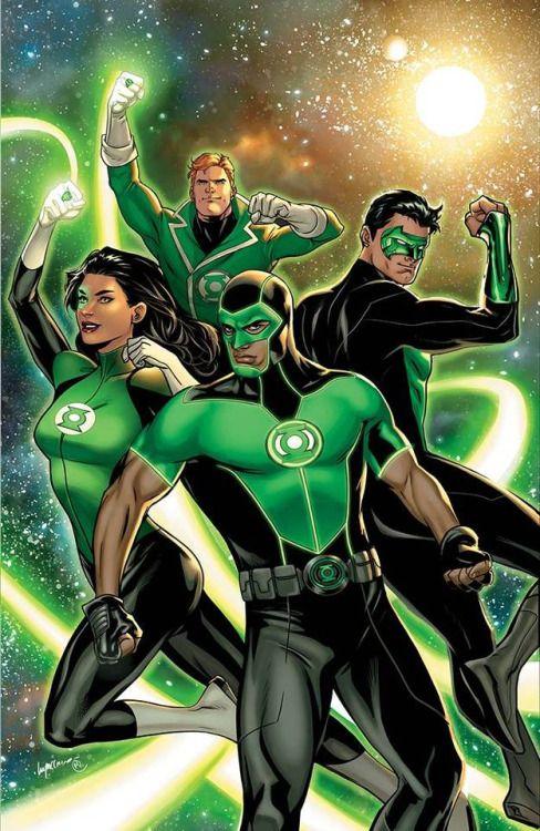 Green Lanterns #24 - Emanuela Lupacchino