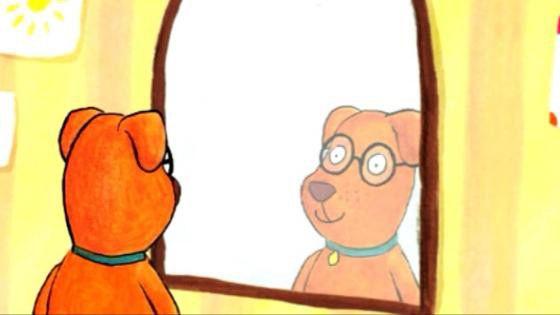 Een bril is heel handig en leuk om te hebben. Luister maar!