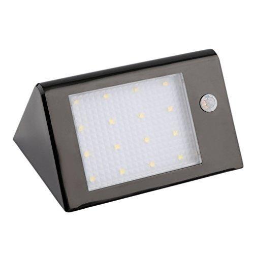 Oferta: 15.99€ Dto: -52%. Comprar Ofertas de Tsing Lámparas 16 LED 2.5W Exterior Solar Impermeable con Sensor de Movimiento Lámpara infrarroja Interruptor Automático para barato. ¡Mira las ofertas!