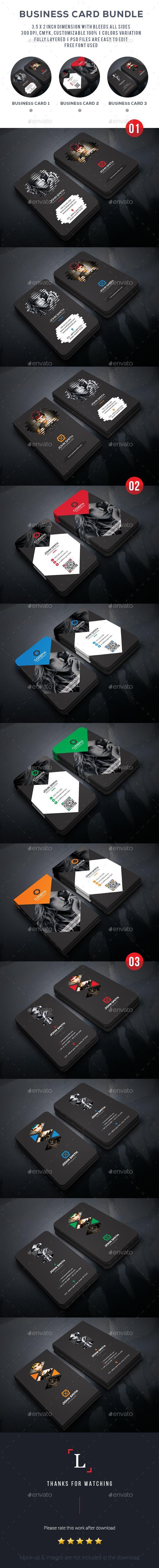 Business Card Bundle 62 best Corporate Flyer