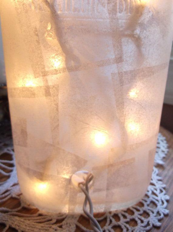 Bare Tree Wine Bottle Light wine bottle lights by songbird58