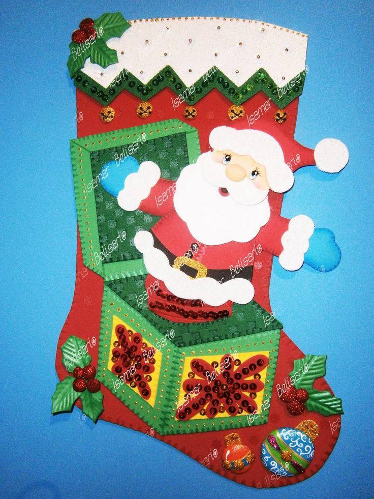 56 best mis manualidades foami goma eva isamar for Navidad adornos manualidades navidenas
