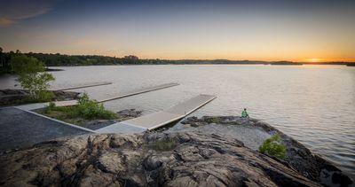 2017 - Sudbury - accessible outdoor water-based adventures