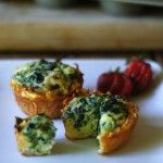 "Mini Quiches with a Hash Brown Crust - A whole website dedicated to fresh alternatives to processed ""kid food."" Whole food recipes, healthy"