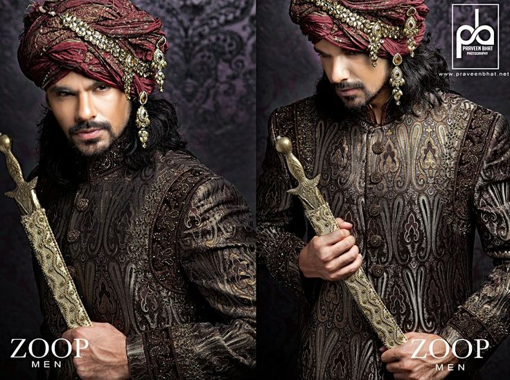 Sherwani Wedding Indian Celebration Wear Special Ethnic Men Fashion Traditional Desi
