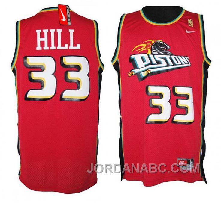 ... Throwback Jersey Adidas NBA Detroit Pistons 0 Andre Drummond New  Revolution 30 Swingman Road Grey Jersey httpwww.jordanabc.comgrant-hill- detroit- ... aef2983f9