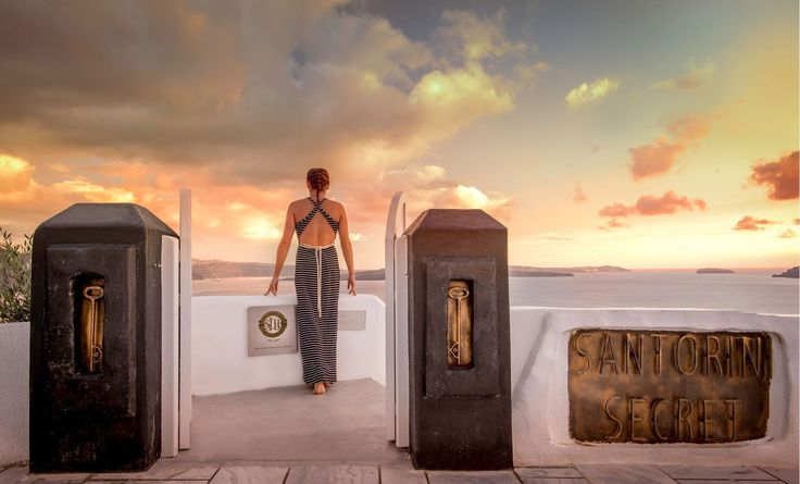 Are you ready to make memories at Santorini Secret Suites and Spa