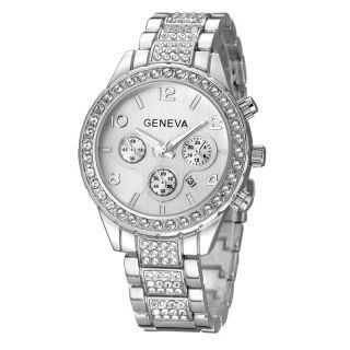 Geneva Silver karóra