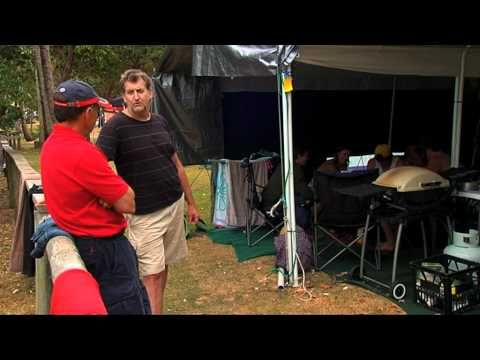 Take a video tour of the different camping grounds on North Stradbroke Island.