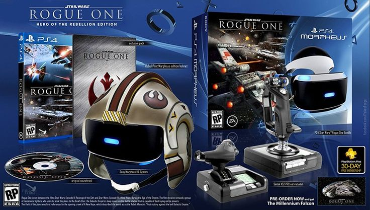 Star Wars Battlefront Is Already In Development For Playstation VR - TECKKNOW