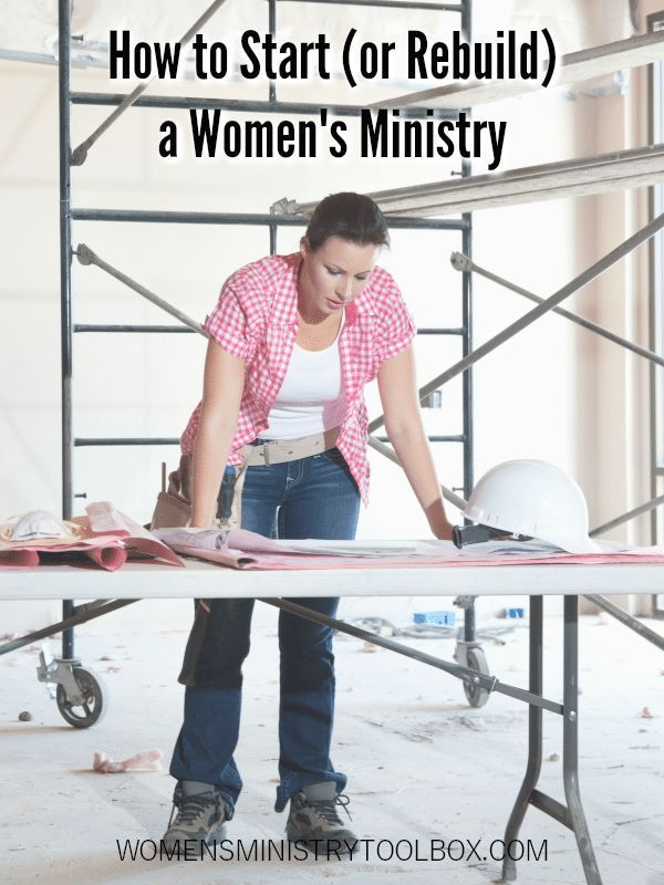 how to start a ministry for god