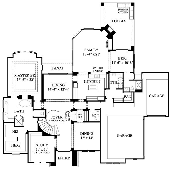best 25+ tuscan house plans ideas only on pinterest